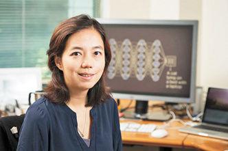 斯大计算机科学系副教授李飞飞。(美国《世界日报》 取材自斯坦福大学网站)