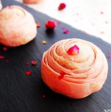玫瑰坚果酥