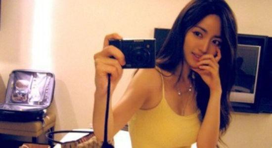韩国大学最美女教师