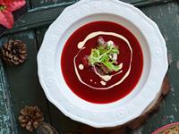 热红酒&红菜汤