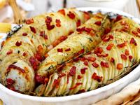 脆皮烤土豆