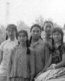 40年前的北大美女们