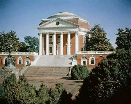 美国23所商学院全接触:维吉尼亚大学(组图)
