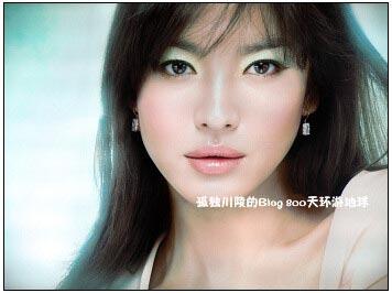 实拍:天然的韩国女孩什么样儿?(组图)