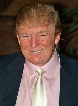美地产大亨川普总裁是沃顿商学院高材生