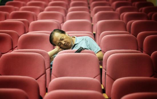 北京高考现场:老师辛苦了(组图)