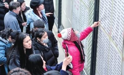 北电表演学院初试淘汰94.7%(图)