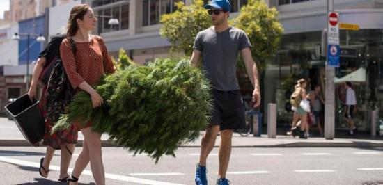 大半个美国的人都在发愁,这个圣诞节没法过了