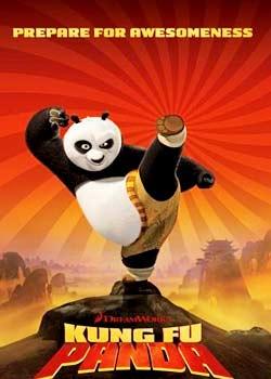 08爆笑动画电影《功夫熊猫》抢先看(图)