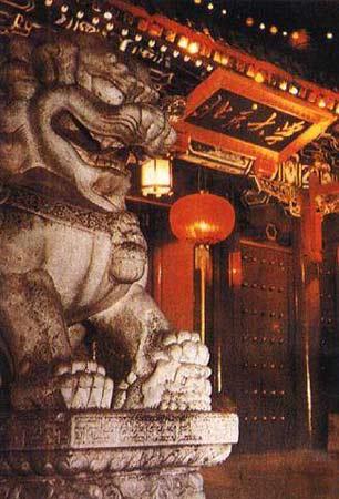 中国第一所综合性大学:京师大学堂(图)