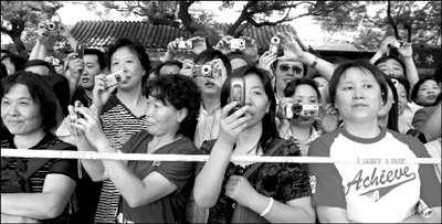 北京高考阅卷启动6月23日可查高考成绩(组图)