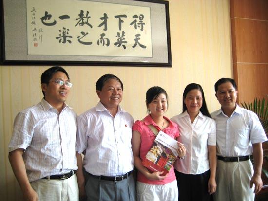09江西文理状元出炉均已确定报考北京大学(图)