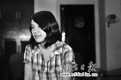 2010年广东雪藏高考状元高分考生素描(组图)