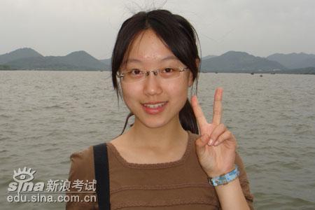 快讯:上海08年文科状元袁泉总分576分
