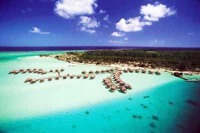 世界上最惊艳的十大海滩(组图)