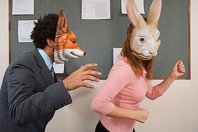 职场心理:如何把握同事间的最佳距离(图)