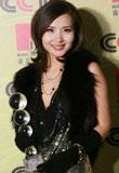内地最受欢迎女歌手陈好