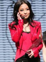 方珈悠获生力军女歌手铜奖