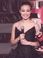 亚太区最受欢迎女歌手-容祖儿