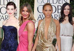 投票:选出你心中的第66届金球奖红毯最美女星