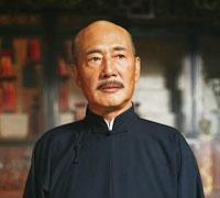 蒋介石--杜雨露饰
