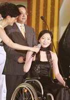 刘岩获得年度最佳女舞蹈演员