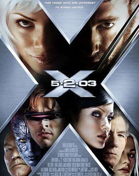 《X战警2》