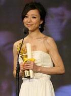 张静初凭《红河》获最受欢迎女演员奖