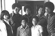 杰克逊的大家庭
