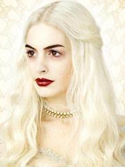 """海瑟薇变""""白发魔女"""