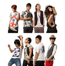 8强选手专辑封面