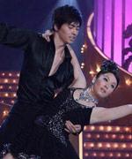 张婕将舞蹈献给女儿