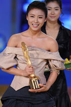 河智苑凭《爱在我身边》获最佳女主角奖