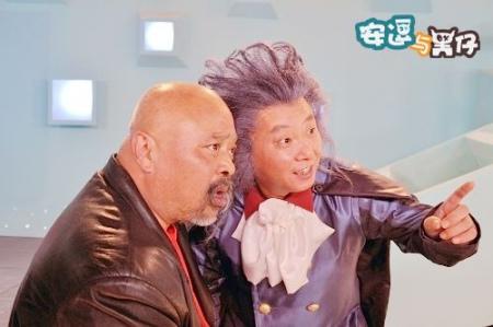 """李琦结缘《安逗与黑仔》演评委屡遭""""黑手"""""""
