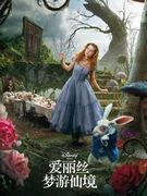 爱丽丝仙境梦游