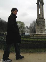 李宗翰法国游拍写真