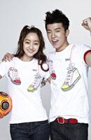 2PM徐孝琳拍世界杯写真