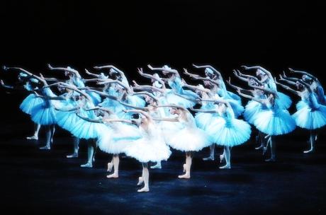 经典三幕芭蕾舞剧《天鹅湖》