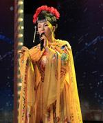 杨云阁演唱《女儿情》