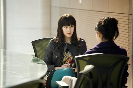 《美女如云》揭示职场法则赵柯代言女强人(图)