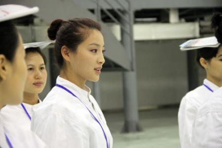 《空姐日记》热拍甘婷婷为角色吃尽苦头(图)