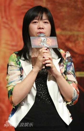 新浪娱乐合作总监朱晓燕