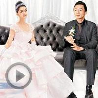 汪小菲承认订婚 与大S牵手亮相