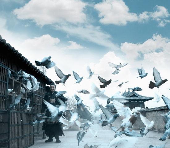 麦兆辉庄文强大话三国《关云长》创作史记(2)