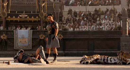 《第九鹰团》将映十部电影带你认识古罗马(2)