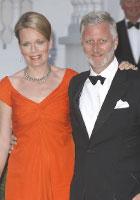 比利时王子与王妃