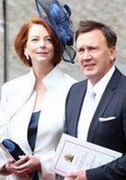 澳大利亚总理吉拉德和男友