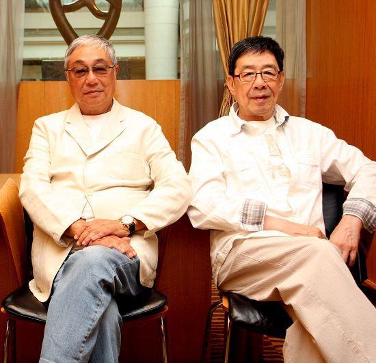 对话《窃听2》三戏骨曾江胡枫大话香港好莱坞