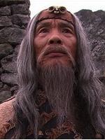 赵尔康饰演阿麻老爹