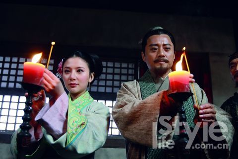 新旧《水浒传》给力PK:新水浒变水腐?(组图)